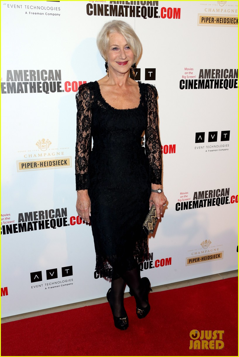 helen mirren armie hammer american cinematheque awards 2013 09