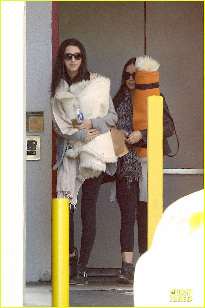 demi moore andy lecompte hair appointment 123012781