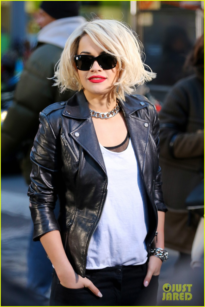 rita ora dkny fashion shoot in nyc 07