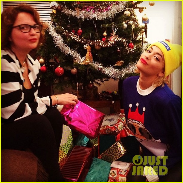 rita oras mom gets fifty shades of grey for christmas 04