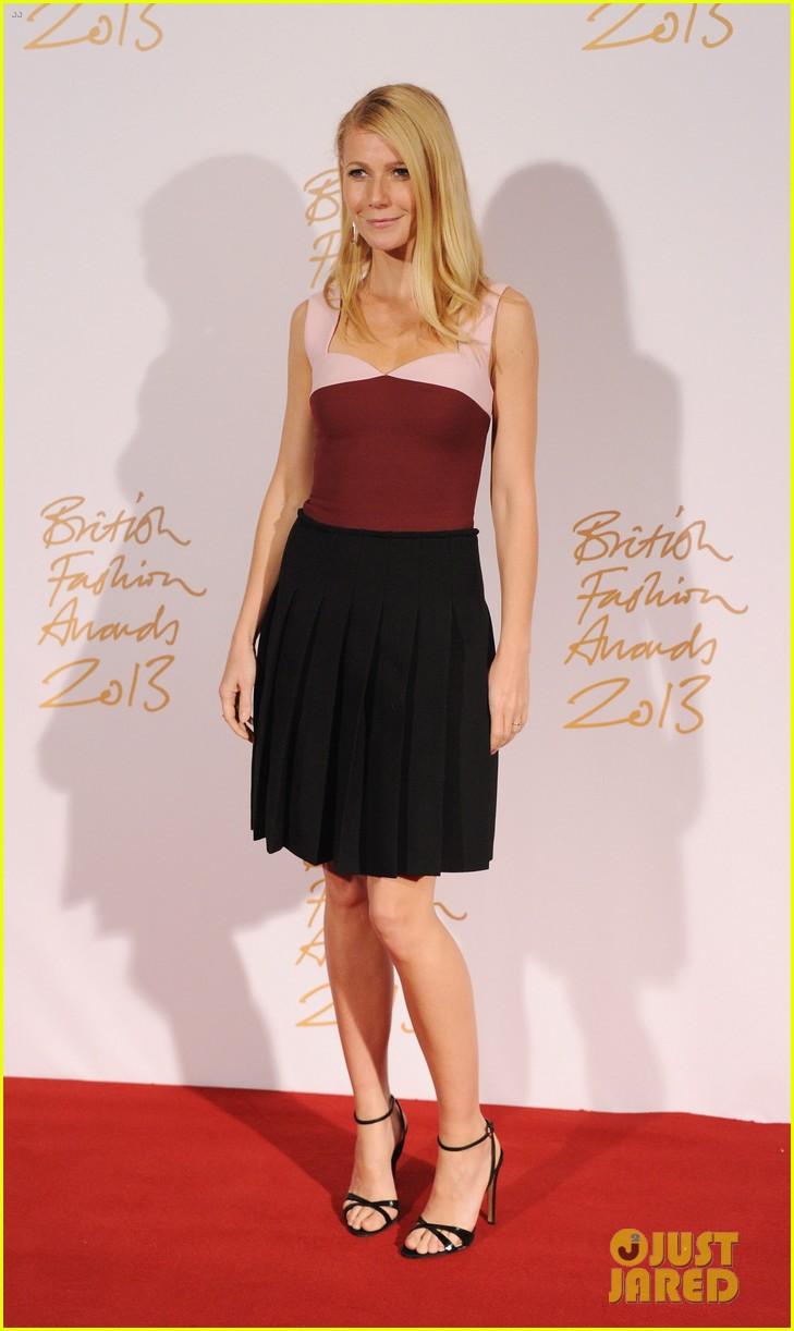 gwyneth paltrow british fashion awards 2013 03