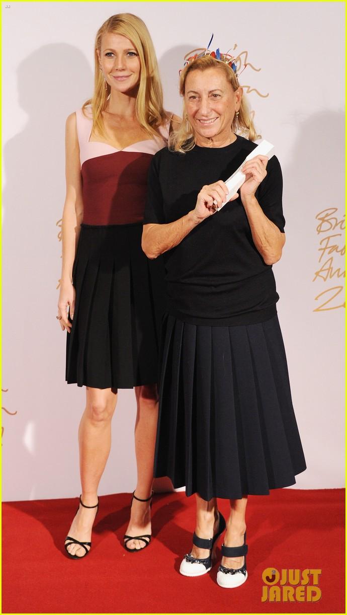 gwyneth paltrow british fashion awards 2013 05