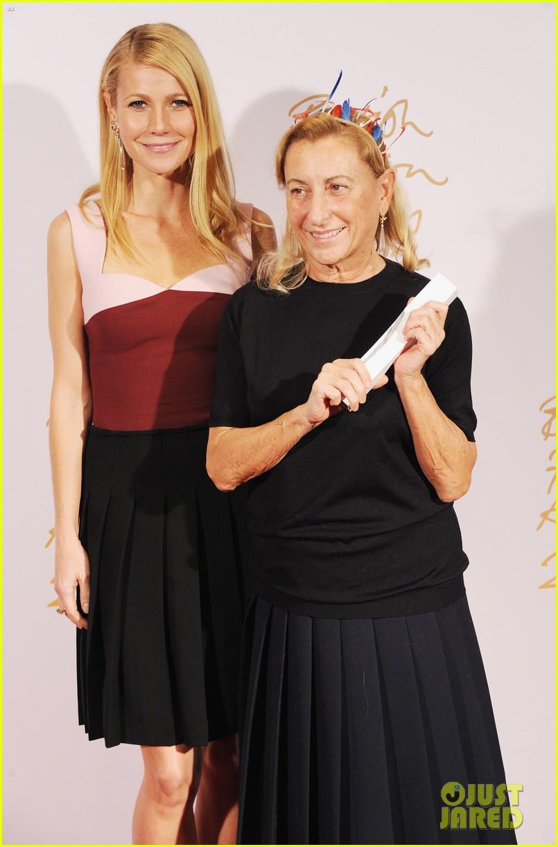 gwyneth paltrow british fashion awards 2013 08