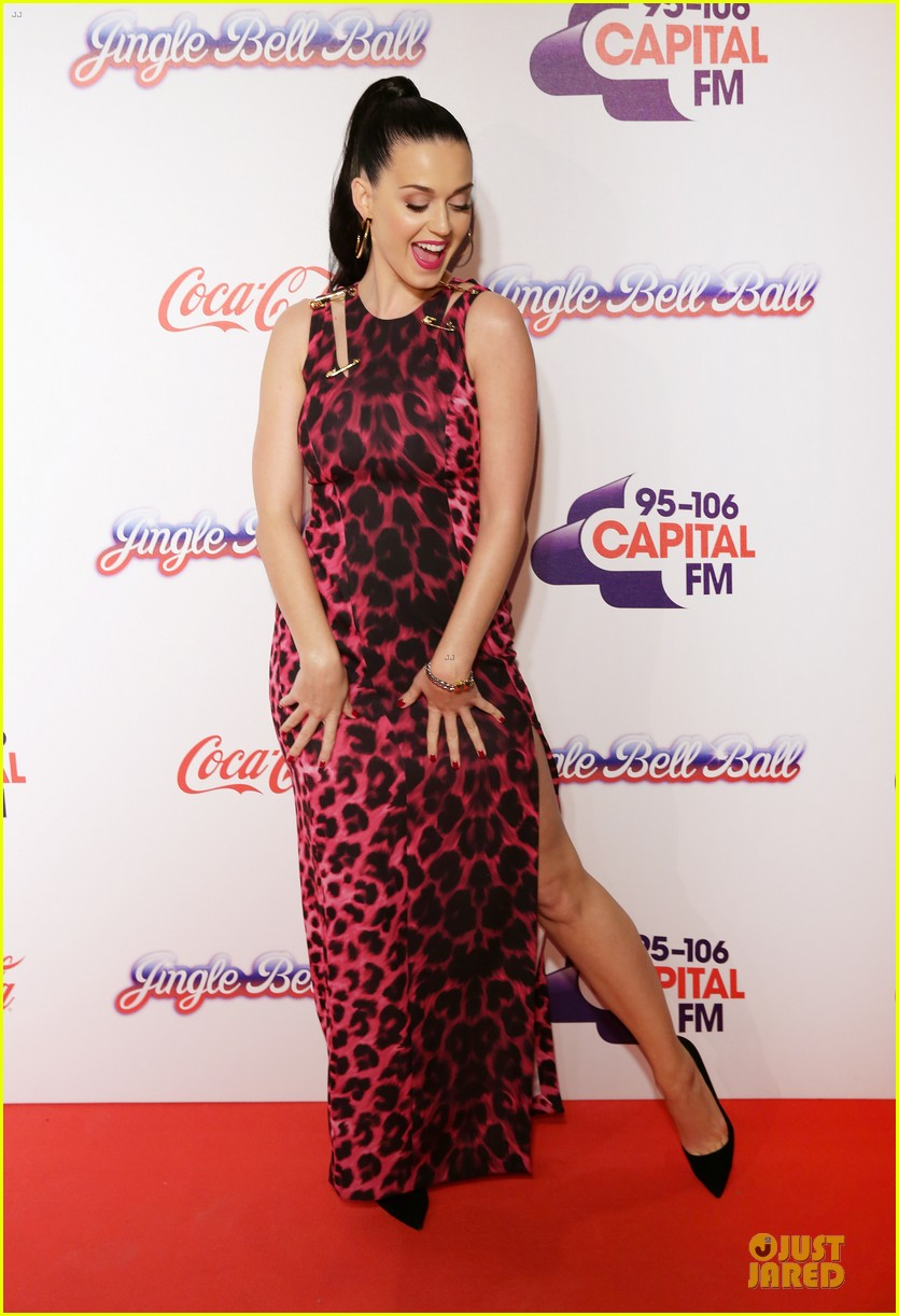 katy perry capital fm jingle bell ball 2013 05