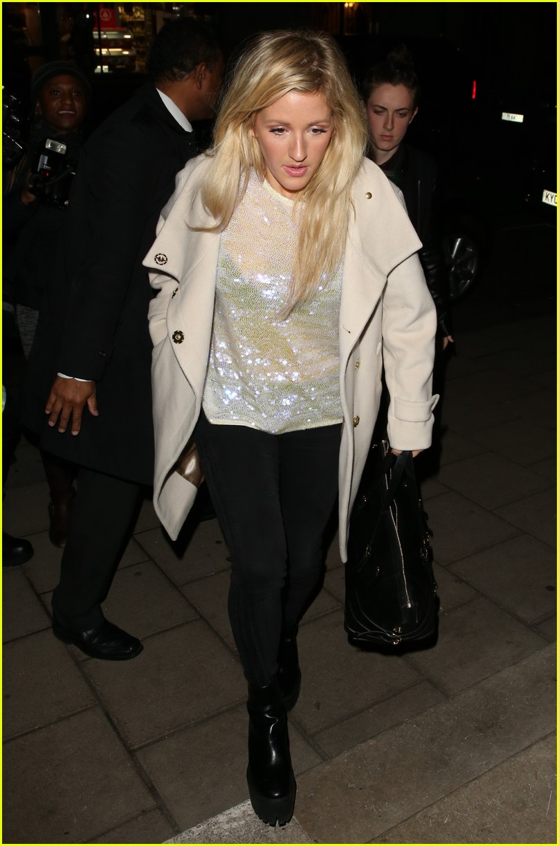 katy perry restaurant 34 dinner with ellie goulding 11