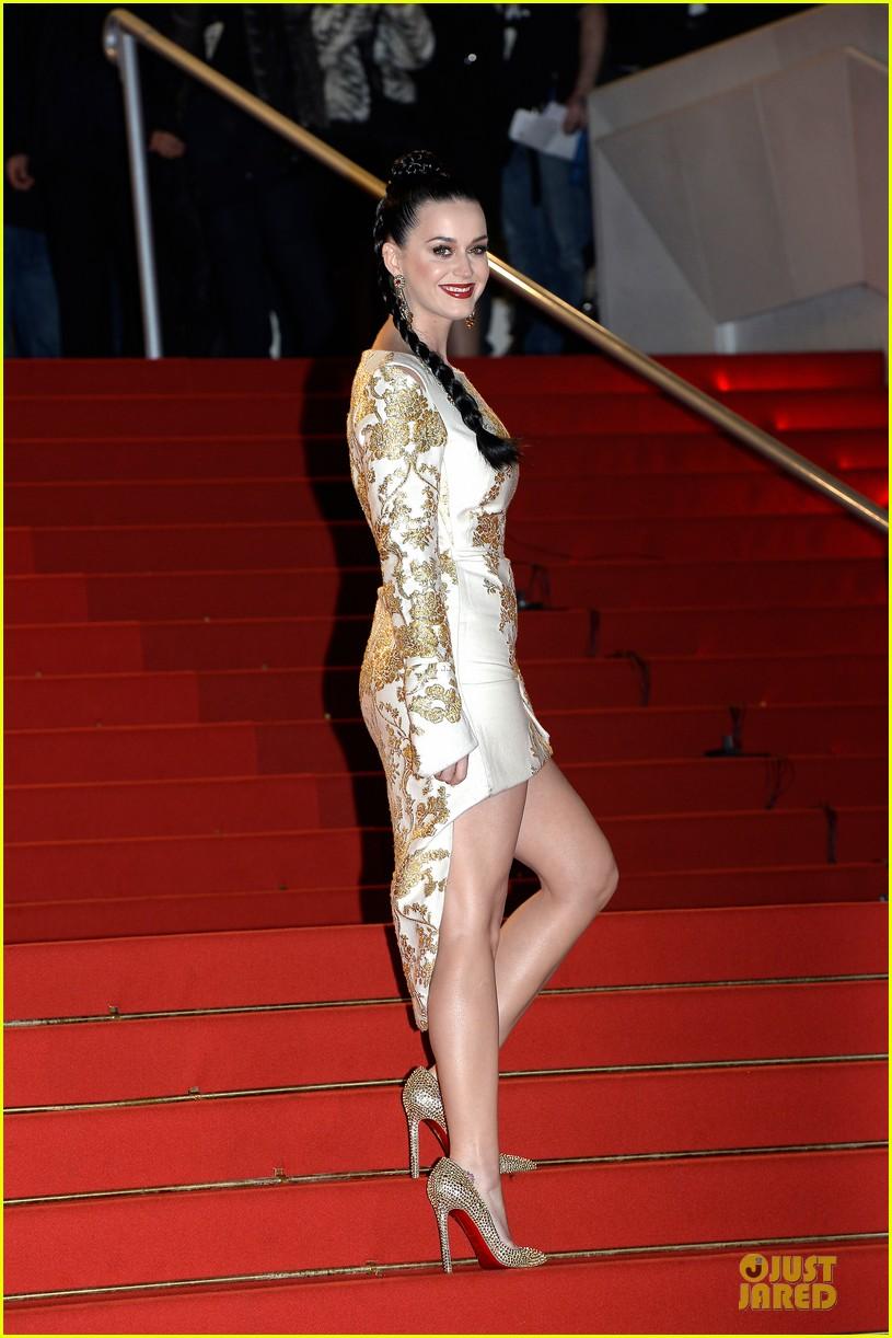 katy perry golden girl at nrj music awards 2013 07