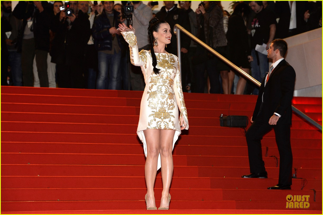katy perry golden girl at nrj music awards 2013 19