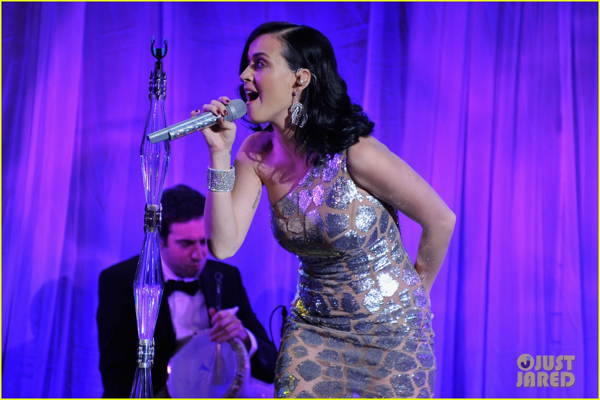 katy perry unicef snowflake ball 2013 performer 05