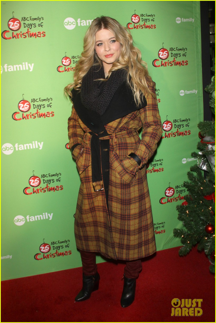 sasha pieterse keegan allen 25 days of christmas winter wonderland 193008254