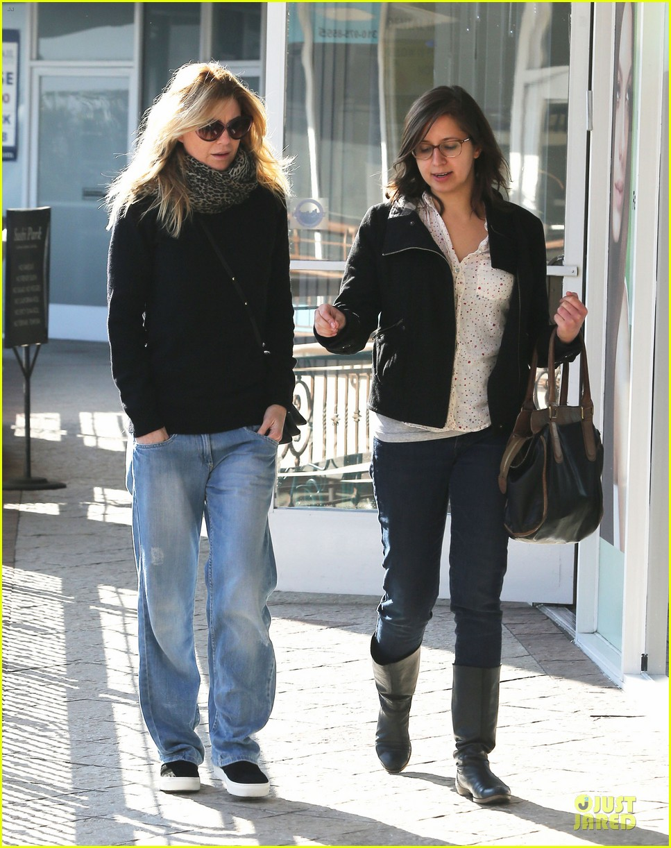 ellen pompeo chris ivery disney on ice with stella 053012113