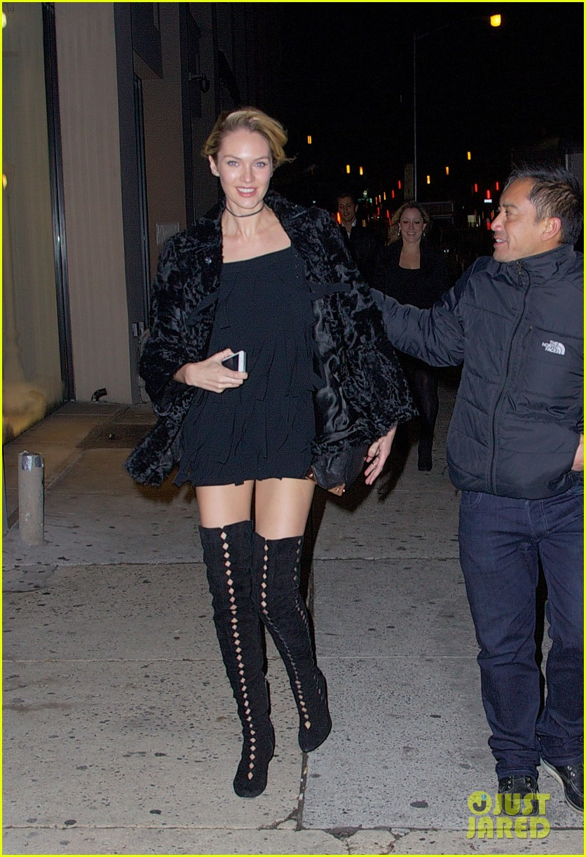 behati prinsloo candice swanepoel vs show viewing party 183009518