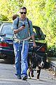 freddie prinze jr walks the dog with son rocky 07