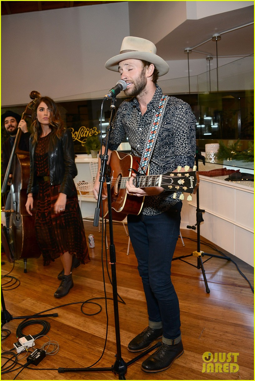 nikki reed paul mcdonald timberland acoustic night 253013157