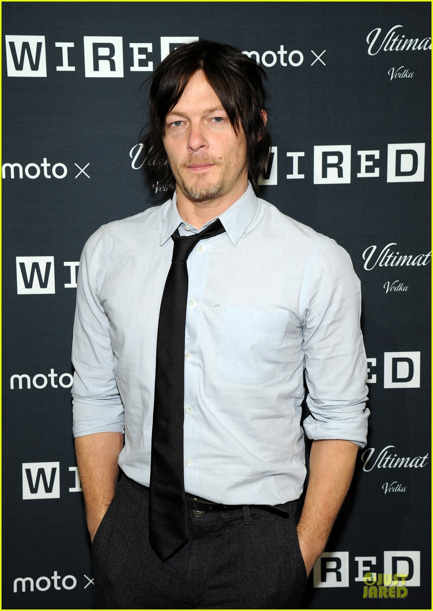 norman reedus sebastian stan wire store opening 073005177