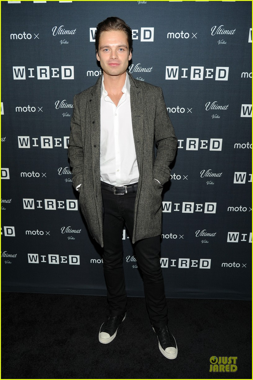 norman reedus sebastian stan wire store opening 12