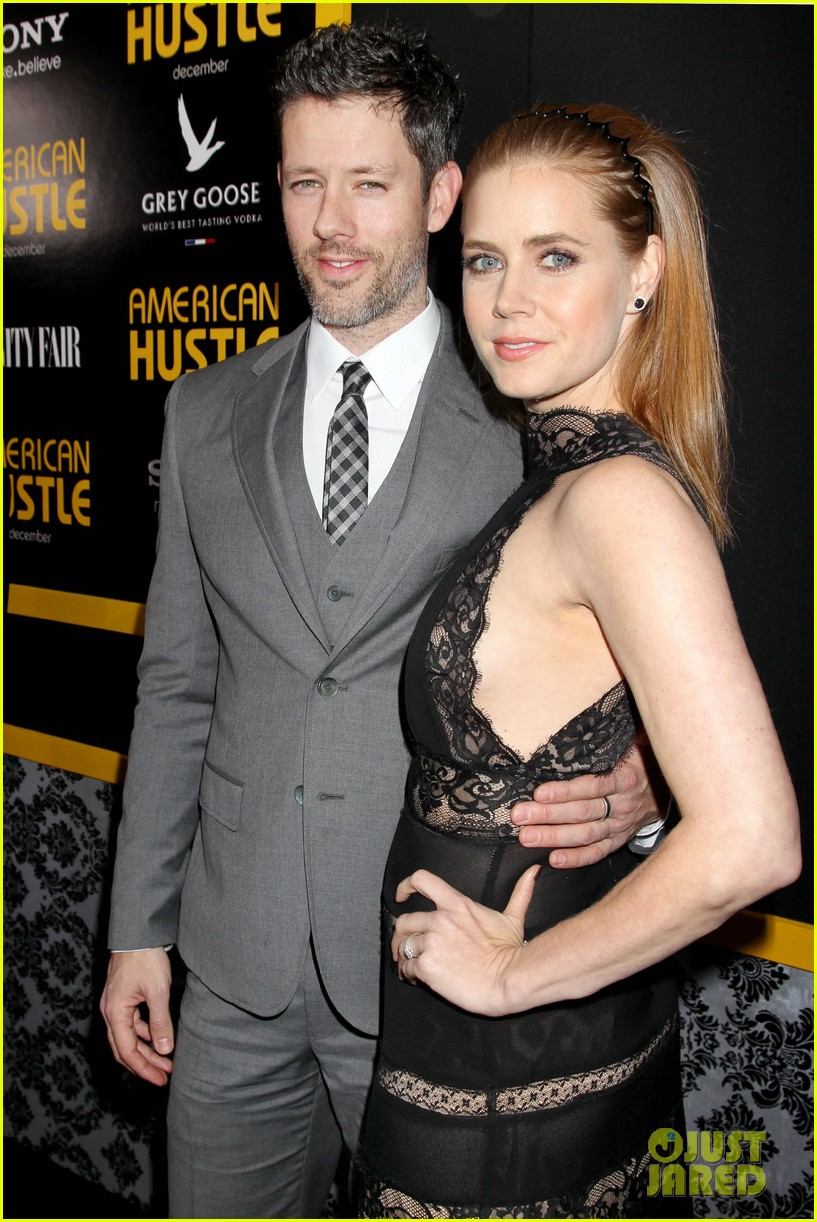Amy Adams & Jeremy...