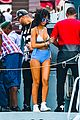rihanna bikini beach babe for barbados christmas 08