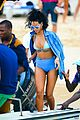 rihanna bikini beach babe for barbados christmas 20