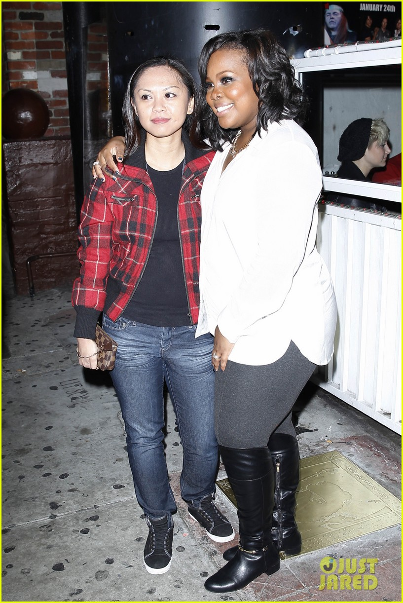 amber riley holiday concert with tori kelly michelle williams 10