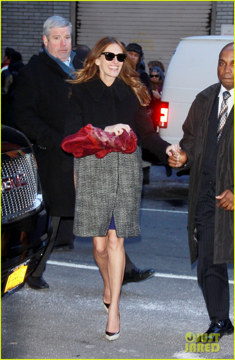 julia roberts durmot mulroney august osage county ny premiere 153010868