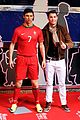 cristiano ronaldo wax figure unveiling in madrid 01