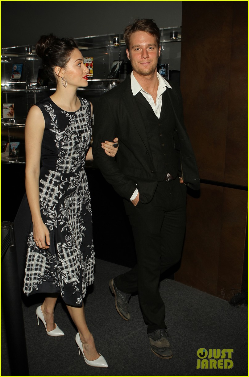 emmy rossum juliette lewis august osage county screening 073006152