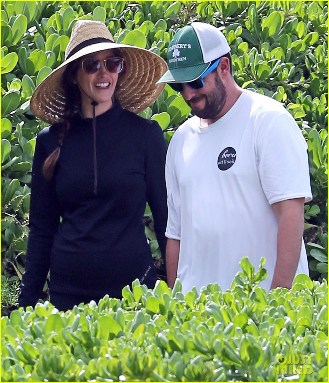 adam sandler wife jackie spend quality time in hawaii 07