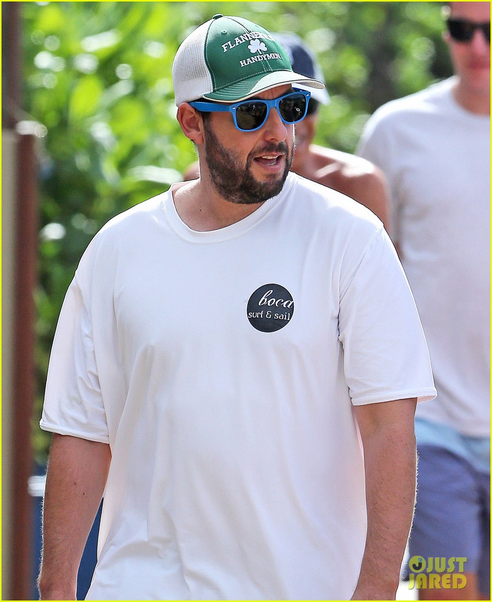 adam sandler wife jackie spend quality time in hawaii 163017799
