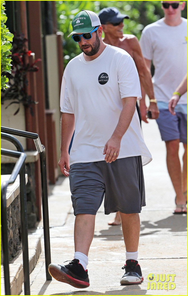 adam sandler wife jackie spend quality time in hawaii 22