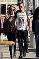 ashlee simpson evan ross sunday shopping sweethearts 15