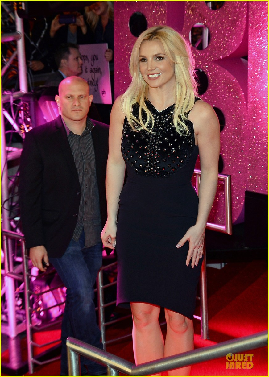 britney spears britney jean record release party 10