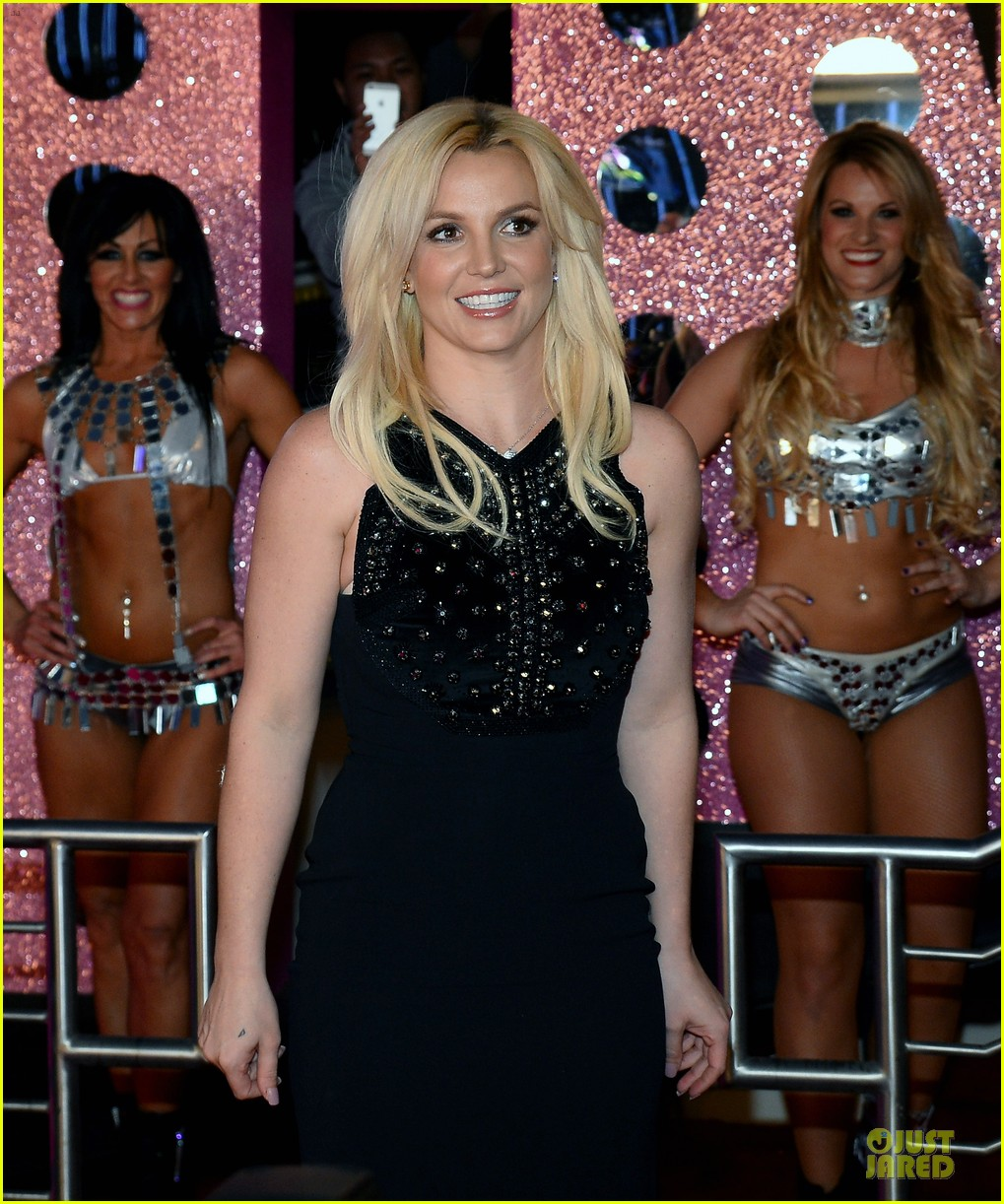 britney spears britney jean record release party 143004565