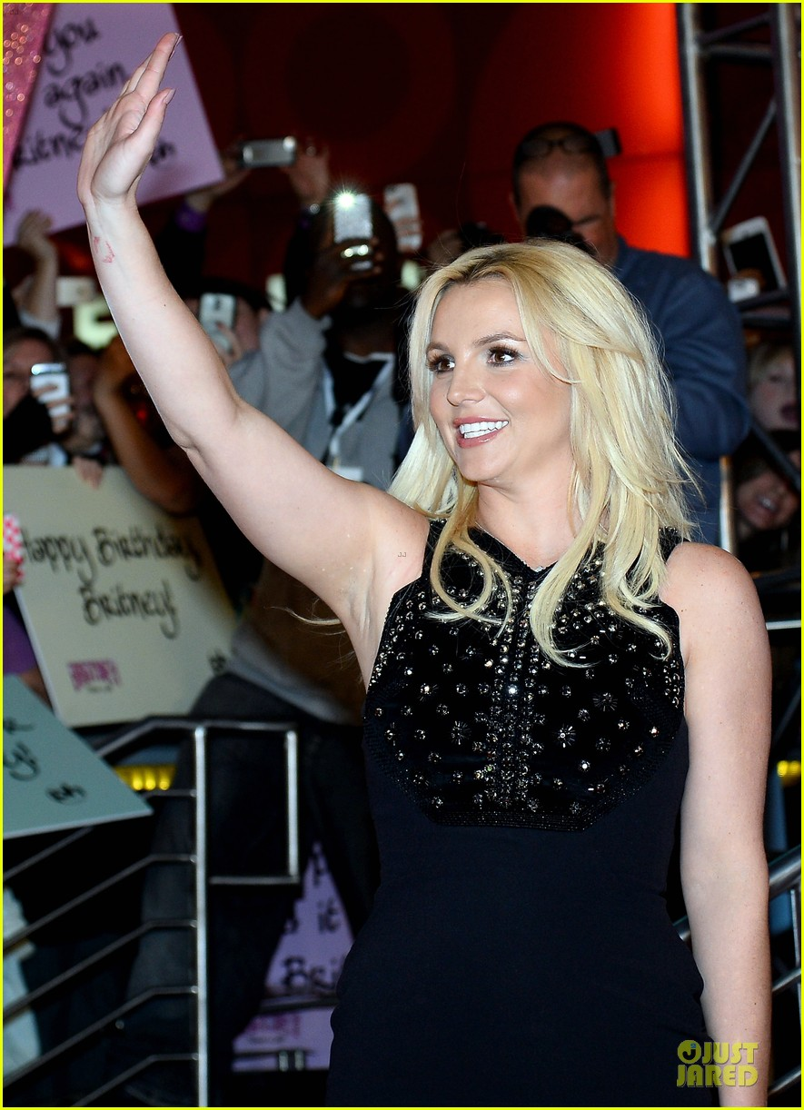 britney spears britney jean record release party 22
