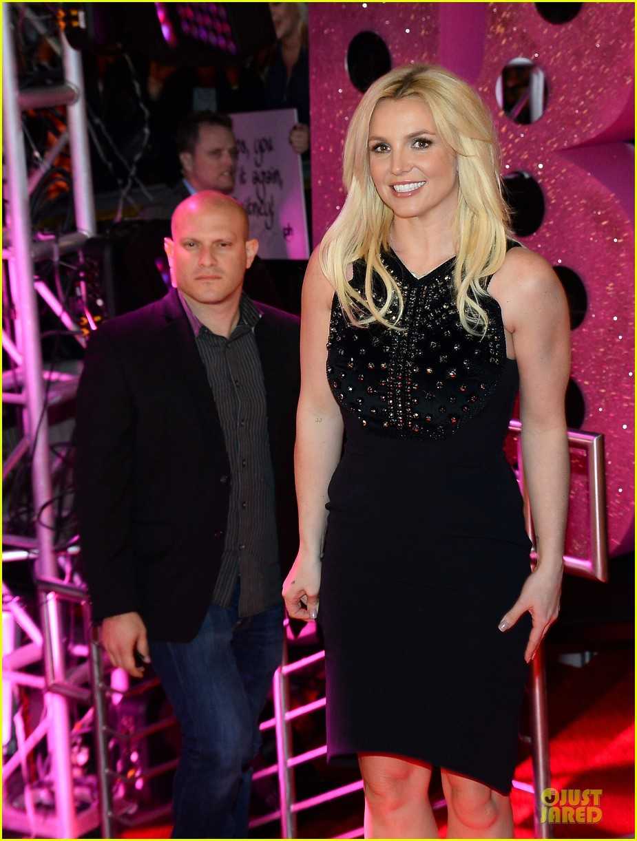 britney spears britney jean record release party 24