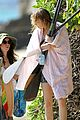 emma stone hawaiian paddle boarding babe 14