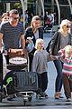 naomi watts liev schreiber holidays in sydney with the boys 22