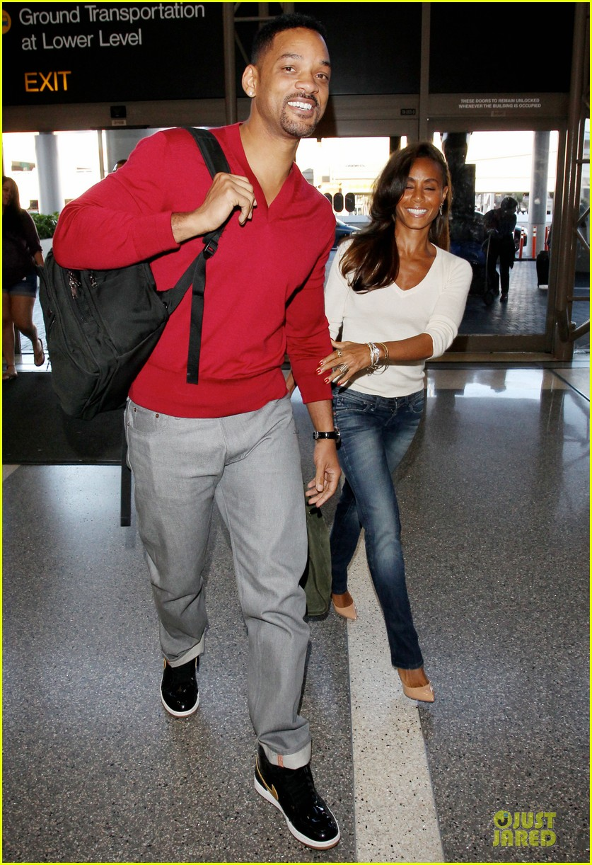 will smith jada pinkett smith lax departure before new year 103020342
