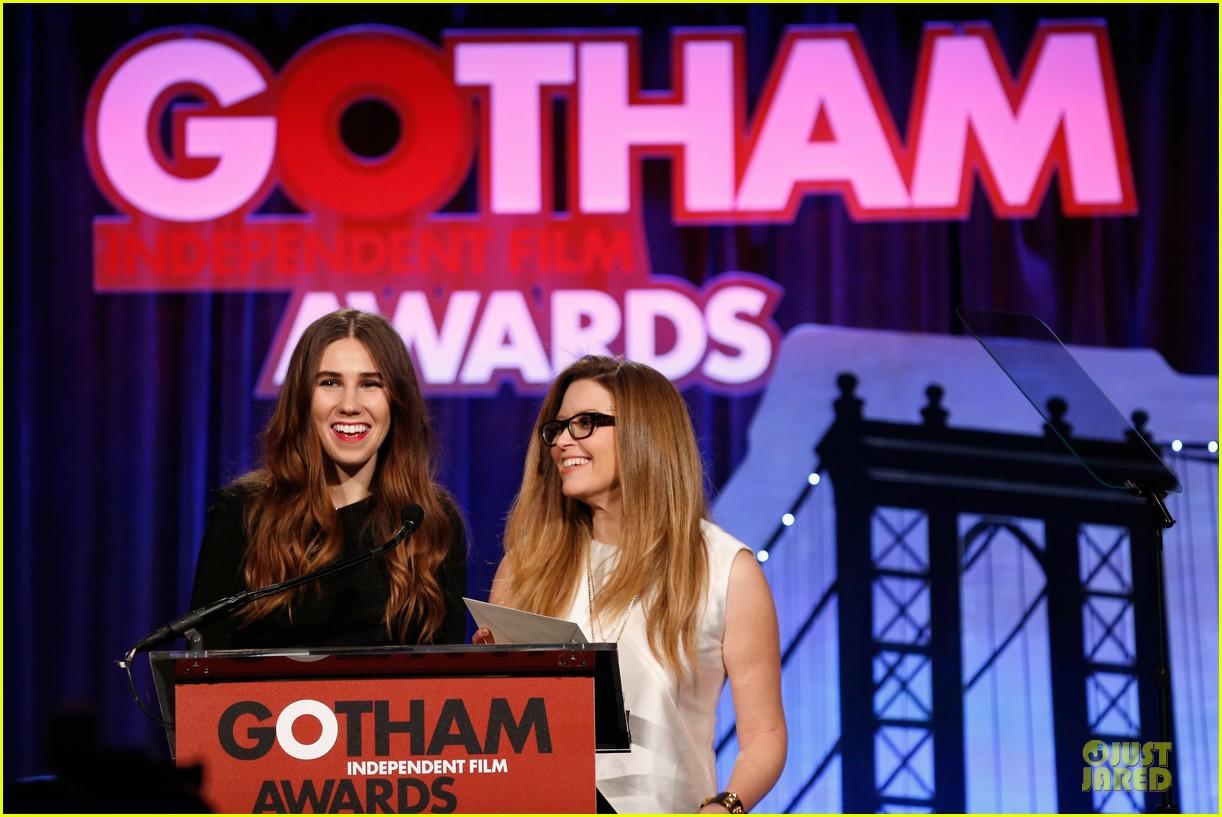 shailene woodley brie larson gotham film awards 16