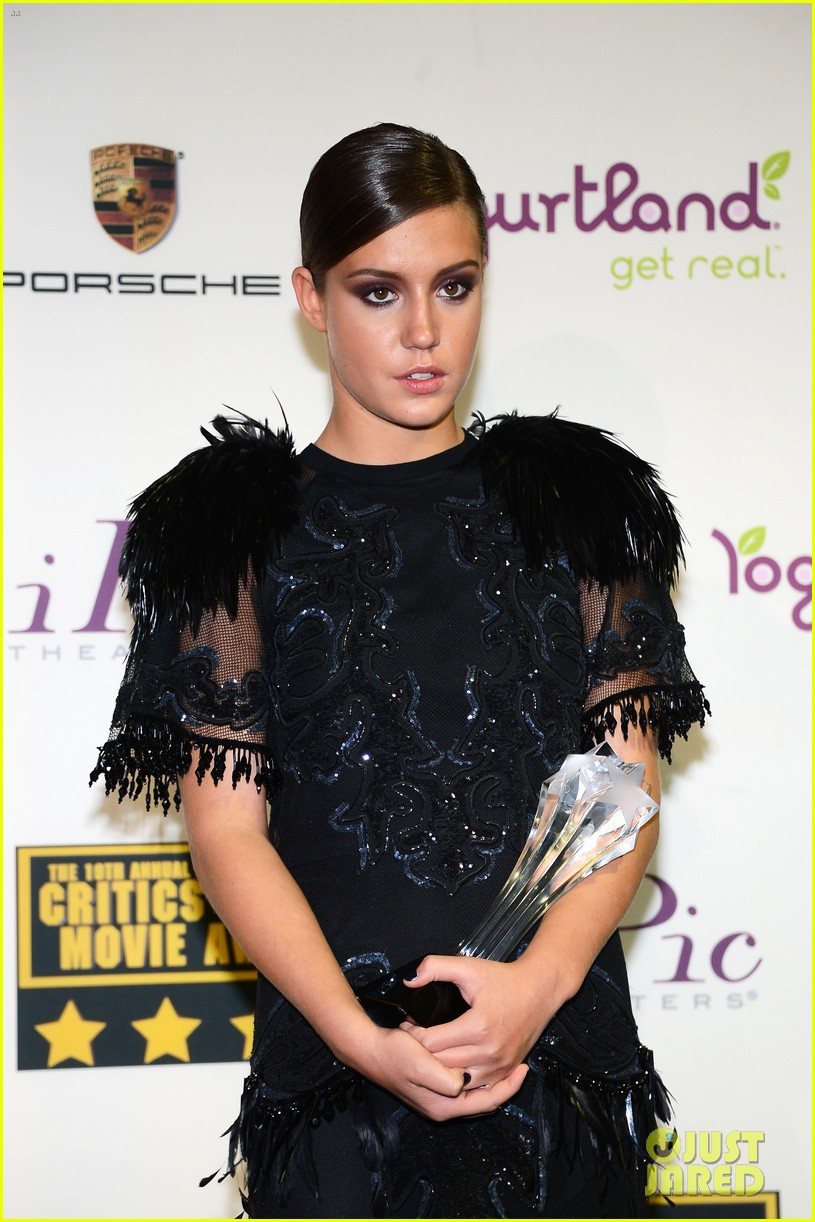 adele exarchopoulos critics choice movie awards 2014 19