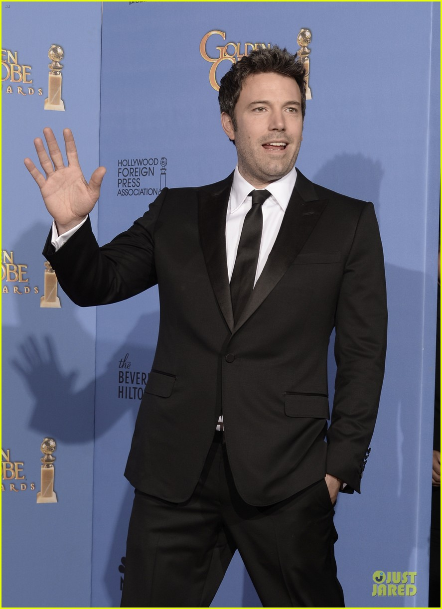 ben affleck golden globes 2014 red carpet 043029646