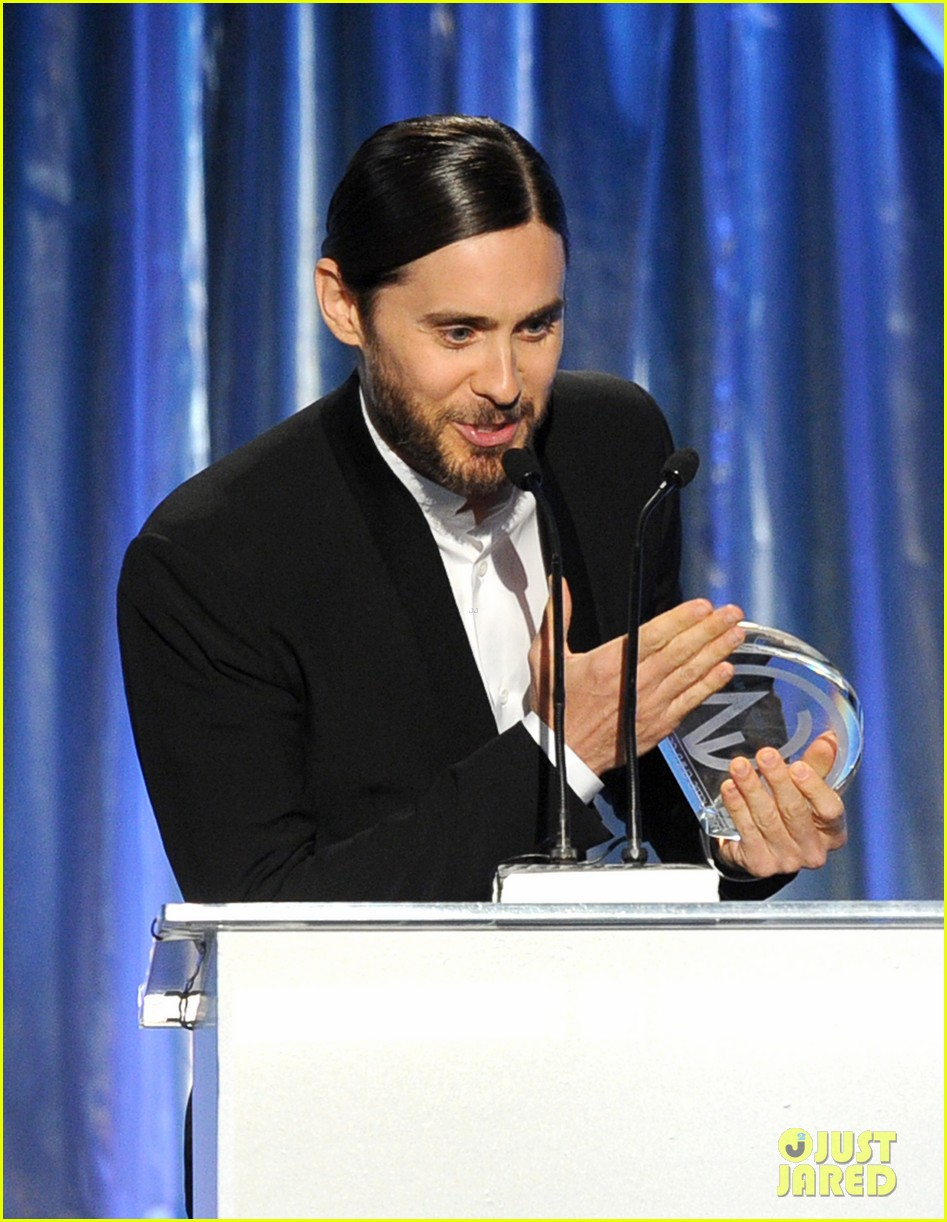 ben affleck jared leto producers guild awards 2014 04