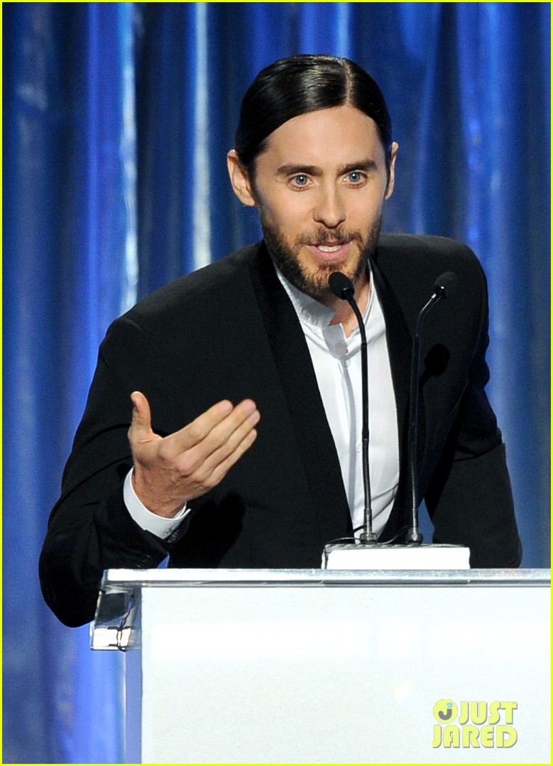 ben affleck jared leto producers guild awards 2014 06