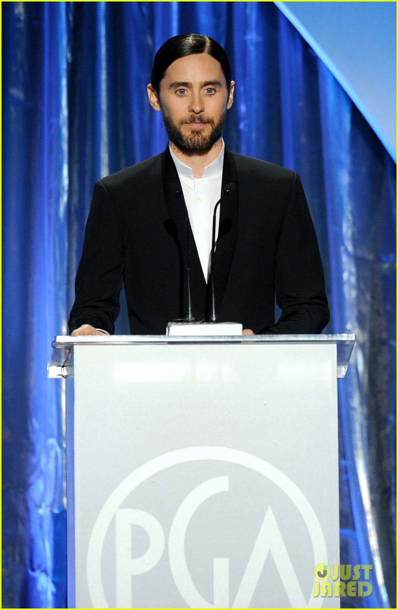 ben affleck jared leto producers guild awards 2014 093036240