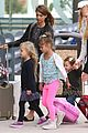jessica alba family arrive home from cabo vacation 19