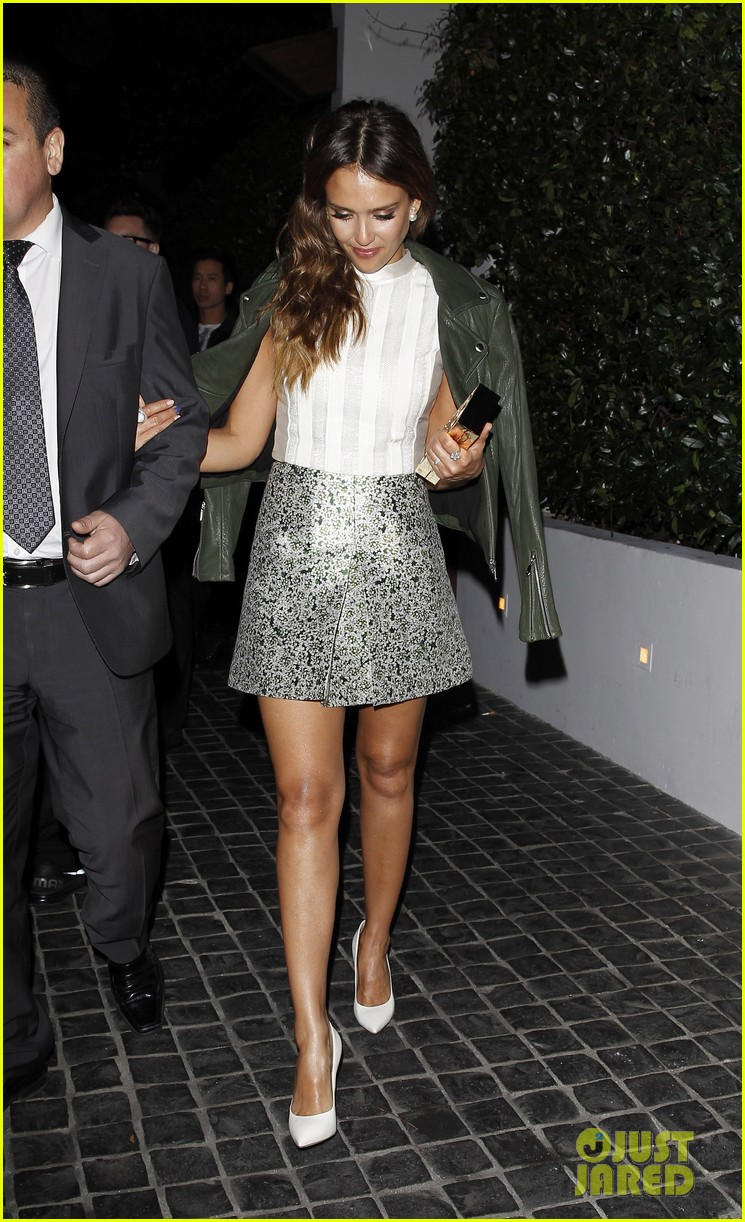 jessica alba jaime king tory burch flagship store opening 21