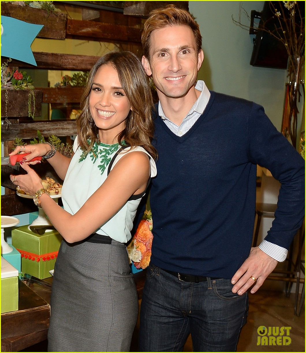 jessica alba honest companys 2nd birthday celebration 043044775