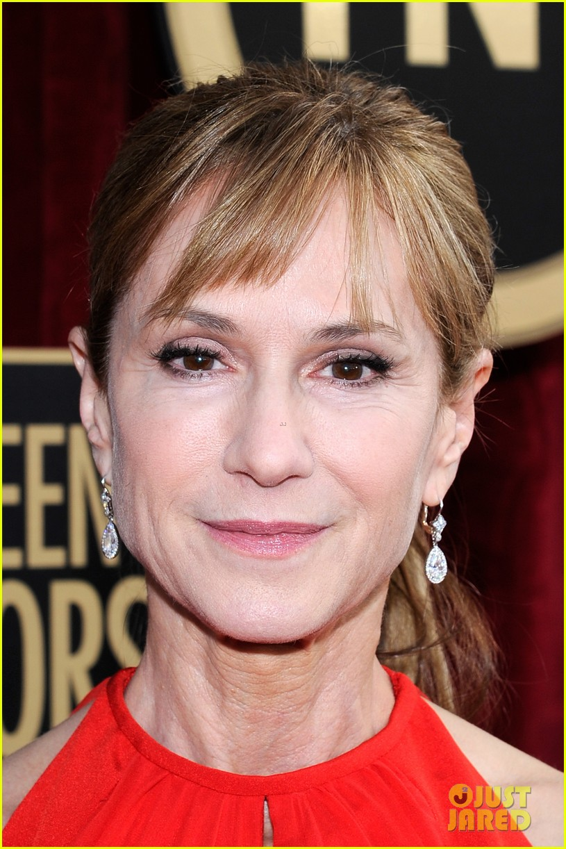 sasha alexander holly hunter sag awards 2014 red carpet 06