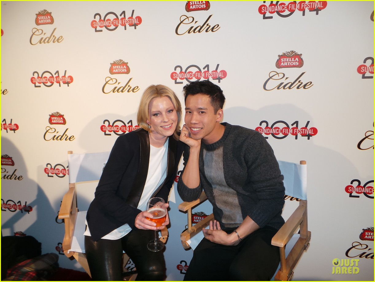 elizabeth banks stella artois lounge exclusive interview 023034140