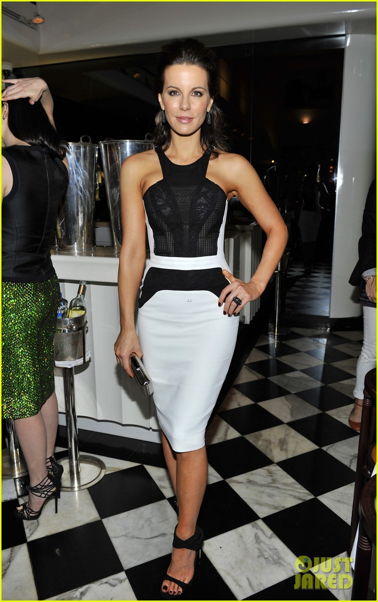 kate beckinsale brie larson antonio berardi private dinner 13