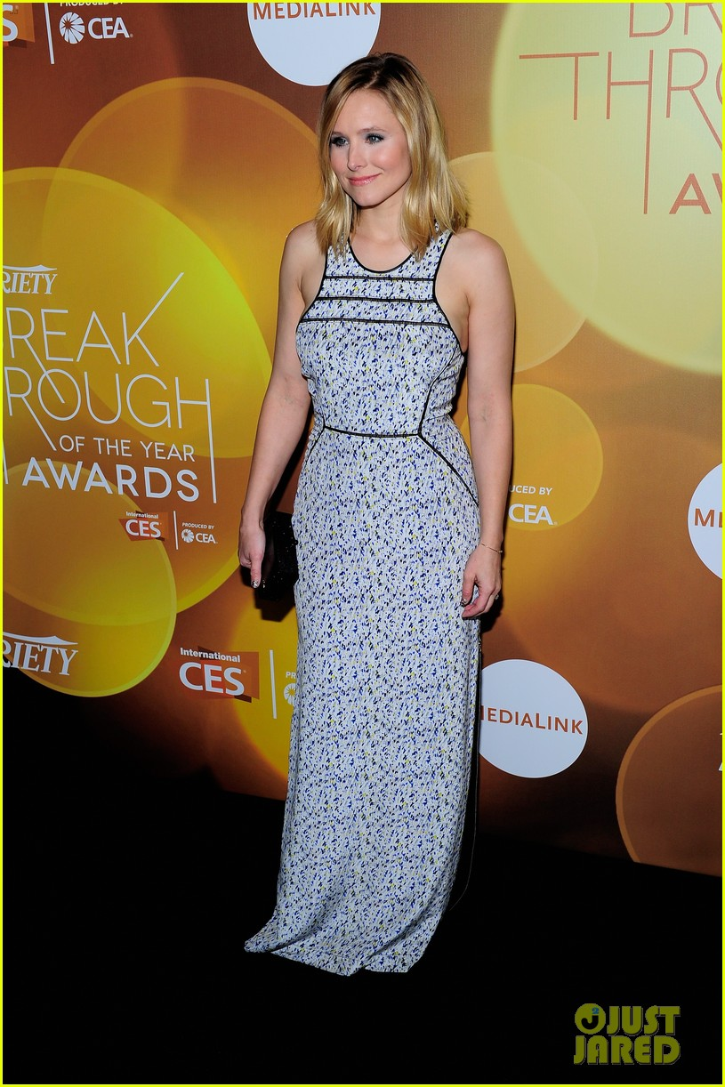 kristen bell variety breakthrough of the year awards 12